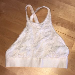 Urban Outfitters lace bralette/crop top